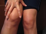 photo of knees